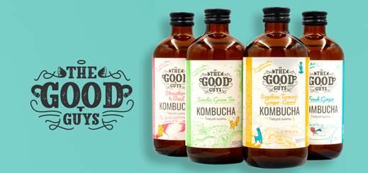 Good Guys Kombucha