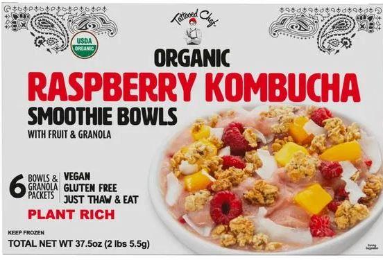Ittella Raspberry Kombucha Bowl